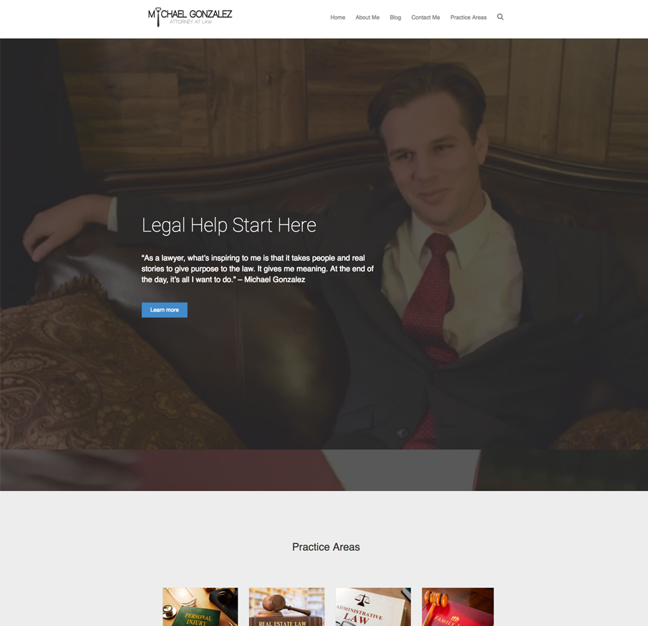 michaellawfirmwebsite